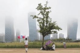 Songdo, cité futuriste