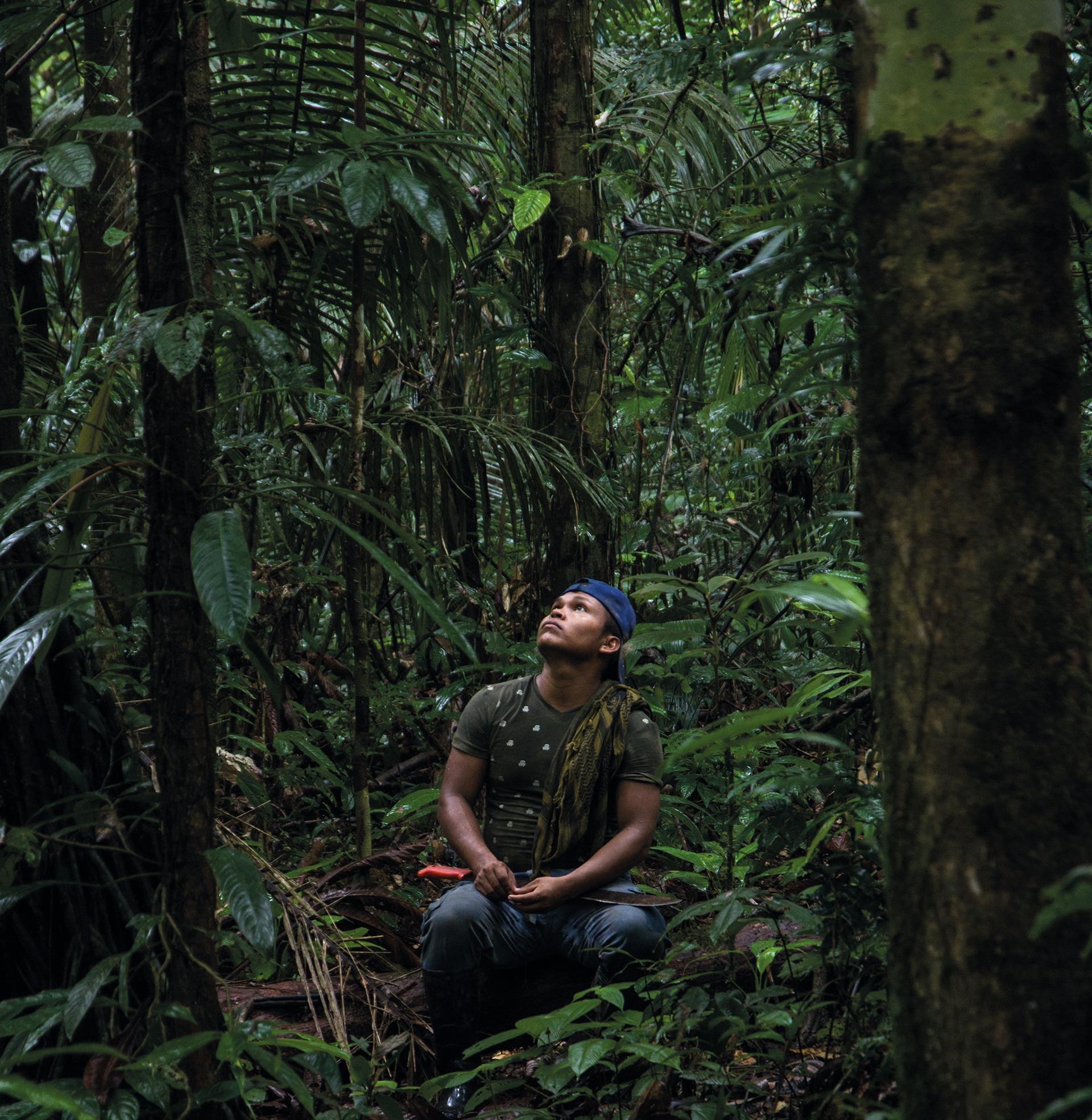 Amazonie - Lila Akal - Bouts du monde