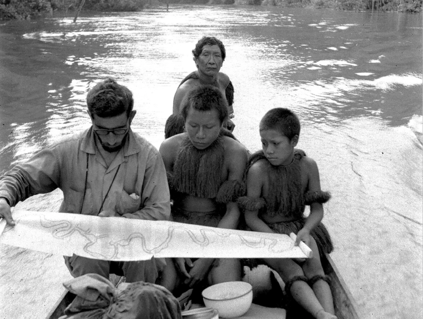 Au coeur du territoire des terrifiants Indiens Jivaros