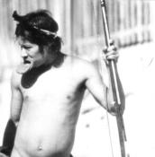 Indiens à plateau - Jean Périé - archéologue des chemins - Bouts du monde - Mato Grosso