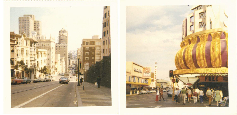Polaroids - Etats-Unis - Cédric Tinteroff - Bouts du monde.