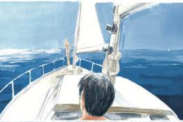 L'aventurière & l'homme du monde