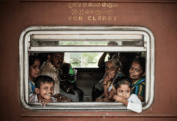 Pierre Alivon - Sri Lanka - Bouts du monde