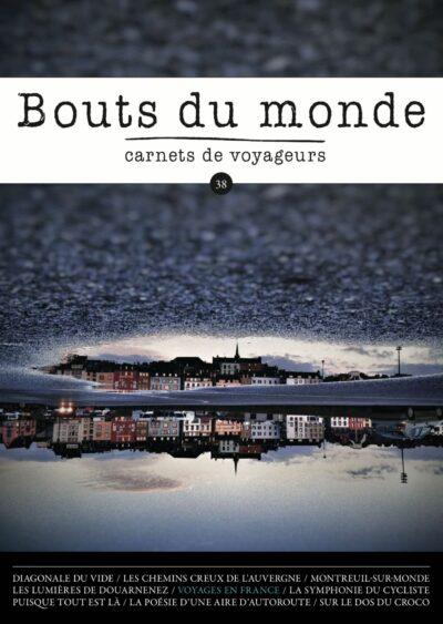 Douarnenez par Simon Jourdan en couverture de Bouts du monde 38