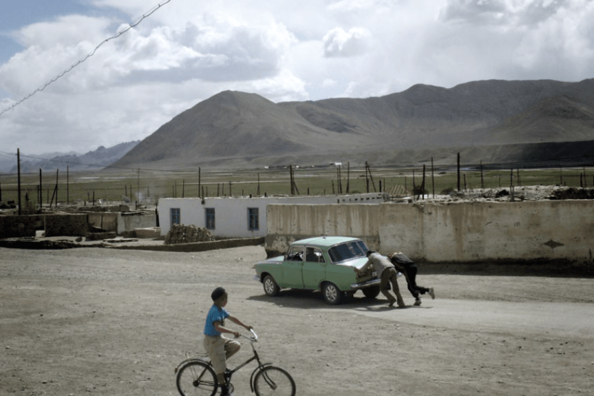 Western tadjik