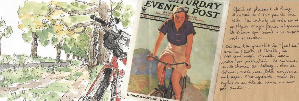 La symphonie du cycliste Stéphanie Gysin