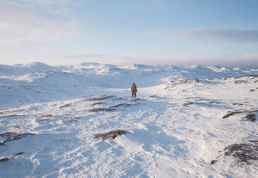 Bouts du monde - Antarctique