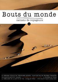 Les dunes du Sahara en couverture de Bouts du monde 39
