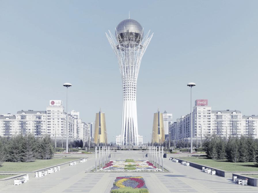 Astana, la folie de Nazarbaïev
