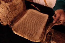 Les manuscrits du Sahara
