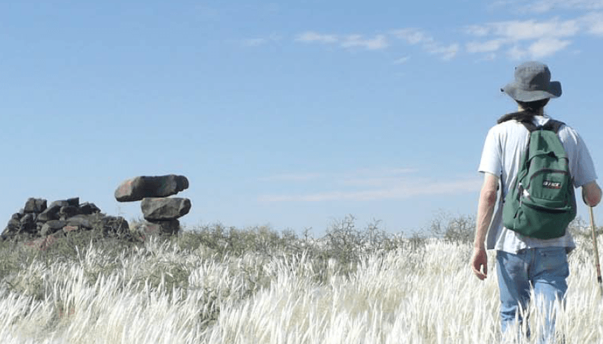 La cité perdue du Kalahari