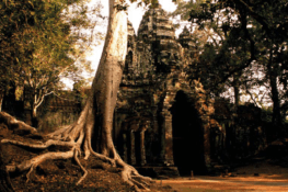 Angkor, centre du monde