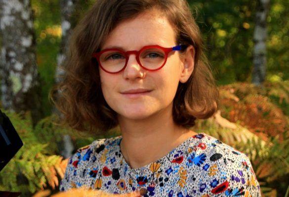 portrait de Aurélie Stapf, auteure photographe publiée dans la revue Bouts du monde
