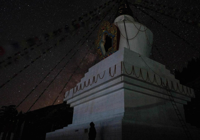 Carnet de voyage Nepal Himalaya