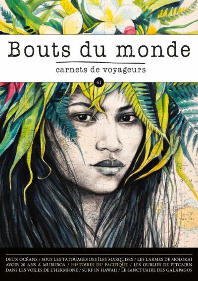 Couverture Bouts du monde n°41 - Stéphanie Ledoux