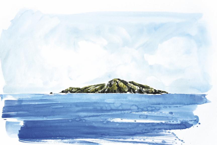 Pitcairn à l'horizon