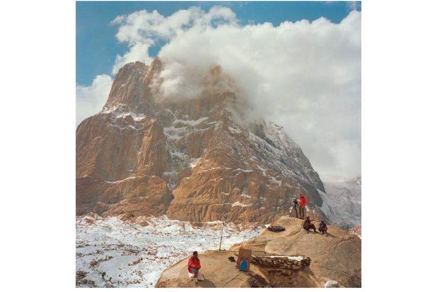 Le jour où j'ai grimpé le K2 en plein Paris