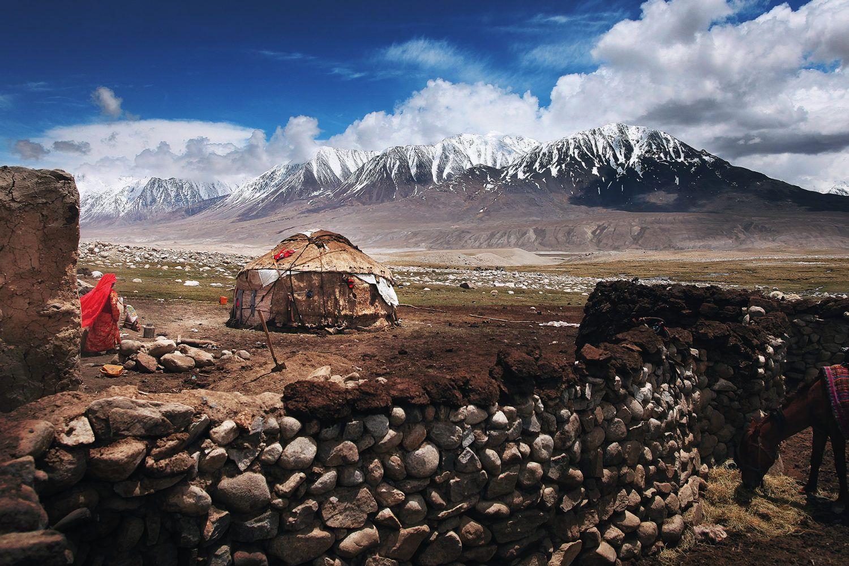 Kares Le Roy - Corridor du Wakhan