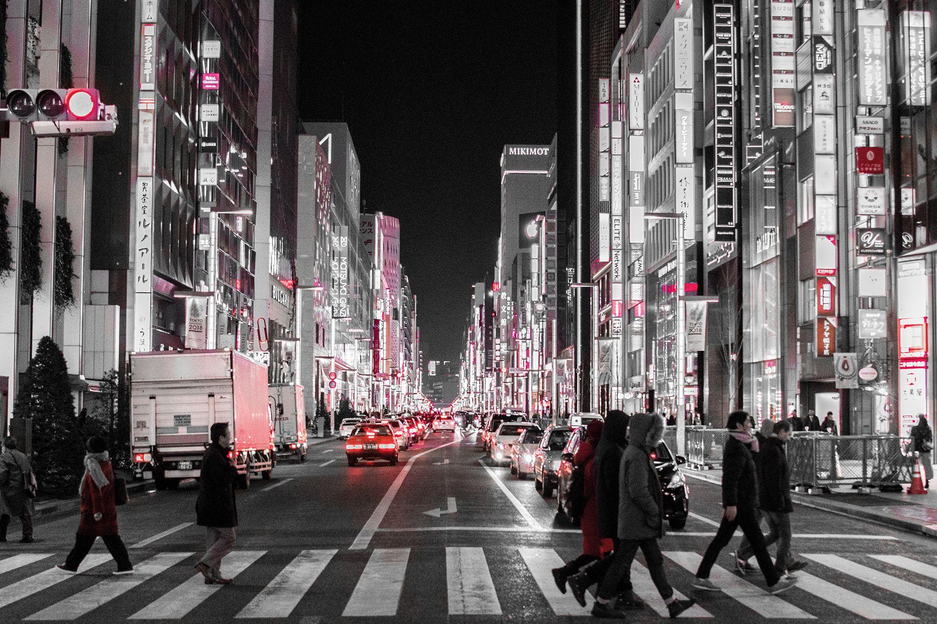 Carnet de voyage à Tokyo