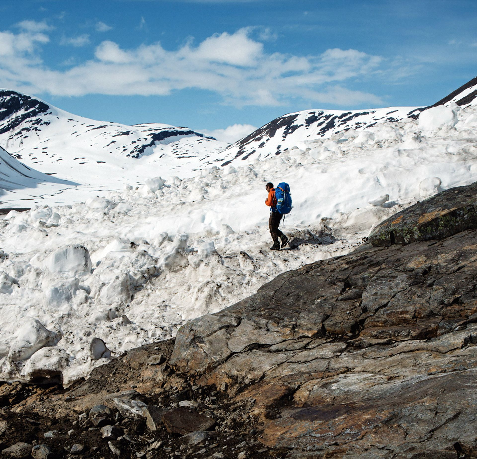 Théo Giacometti - Marche Arctique - Bouts du monde