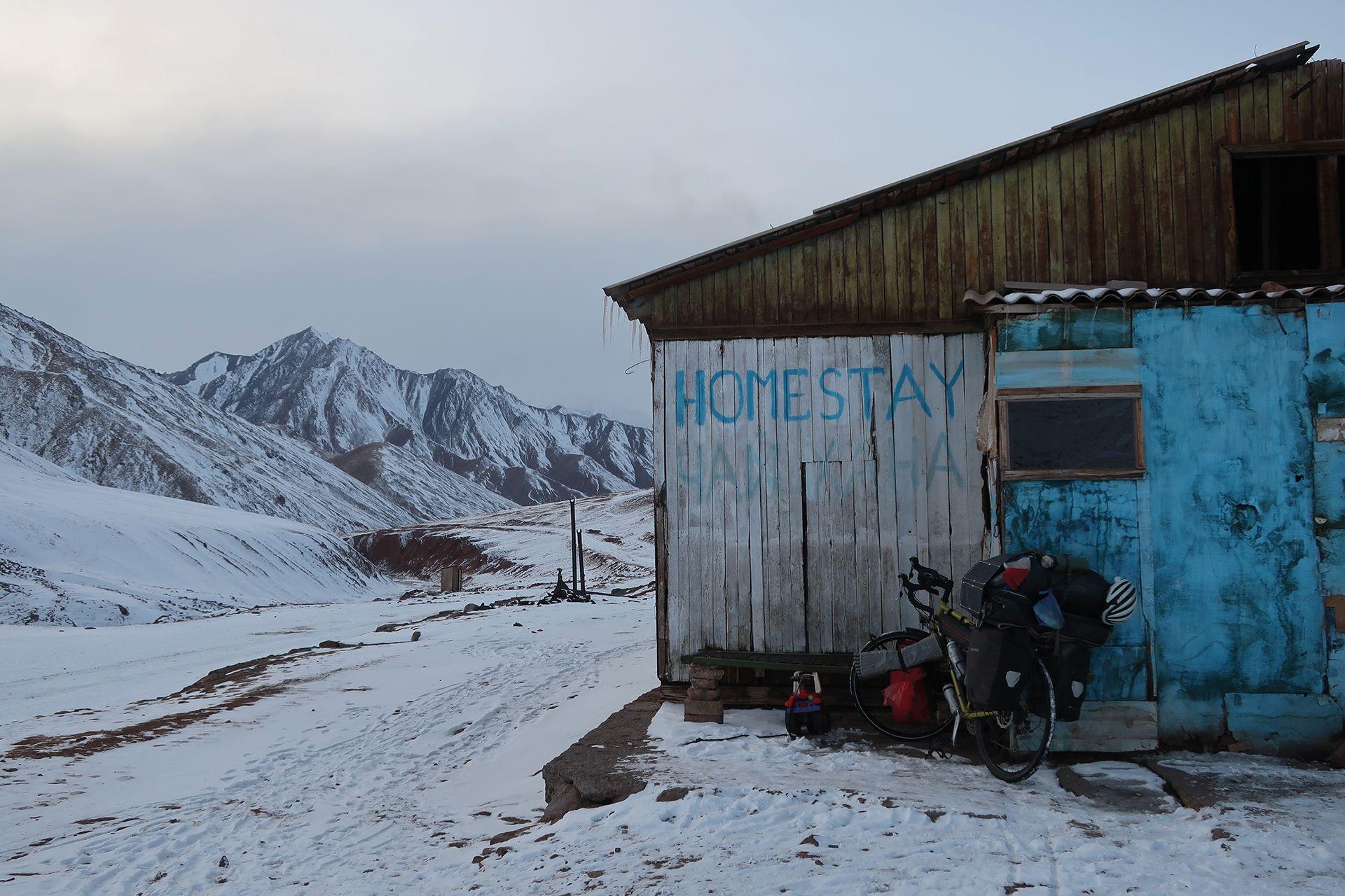 Damien Cahen - Tadjikistan - Bouts du monde